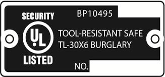 استاندارد ضدسرقت گاوصندوق