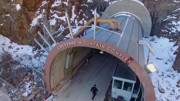 Cheyenne Mountain از مکان های حفاظت شده در دنیا