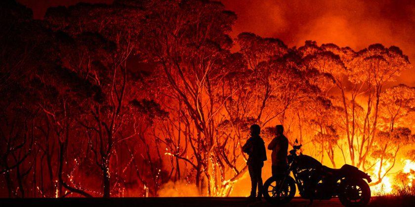علت آتش سوزی