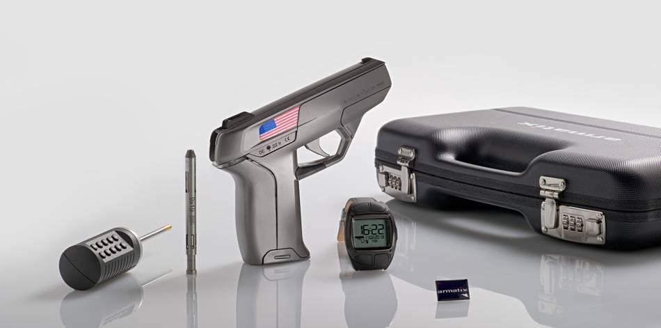 امنیت اسلحه