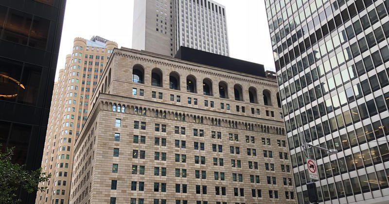 بزرگ ترین مرکز نگهداری طلا در دنیا | بانک فدرال نیویورک ک