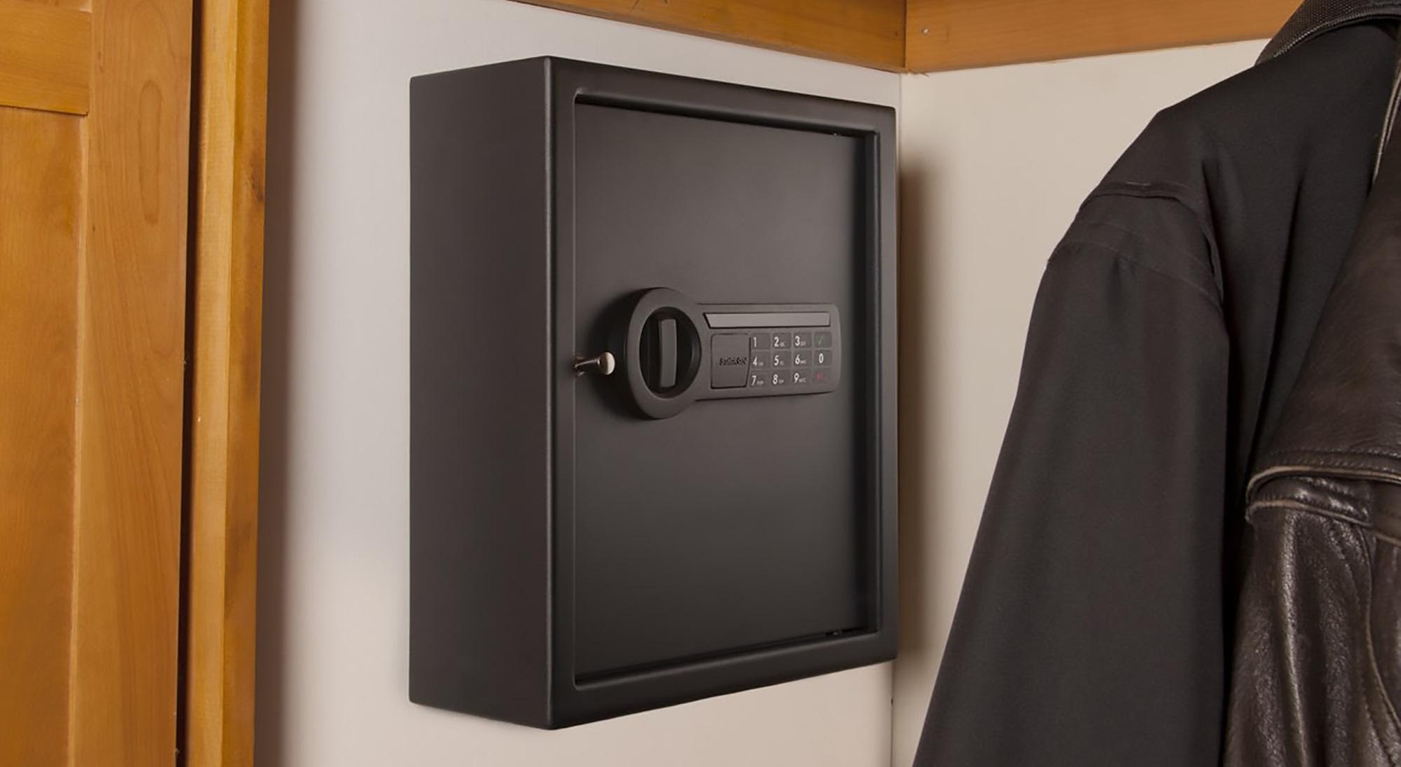 گاوصندوق دیواری wall safes
