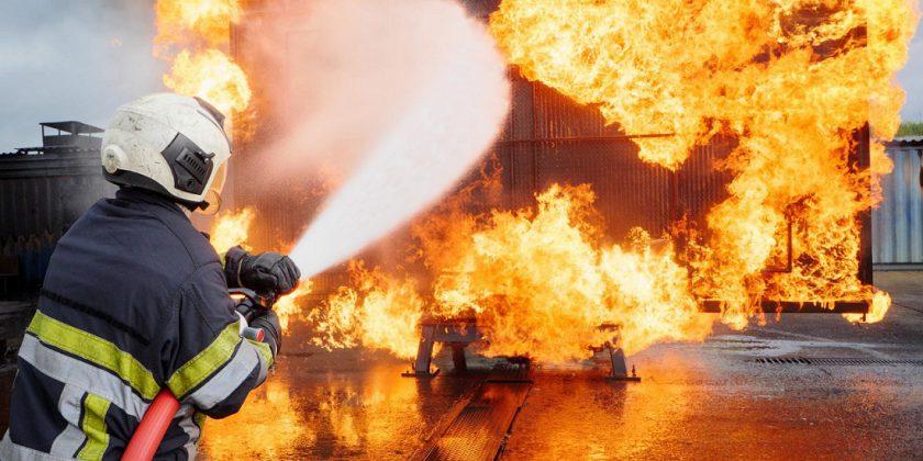 بتن یا آلیاژ ، کدام در آتش سوزی مقاوم تر است ؟