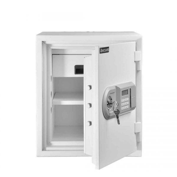 گاوصندوق راینو مدل 51E سفید
