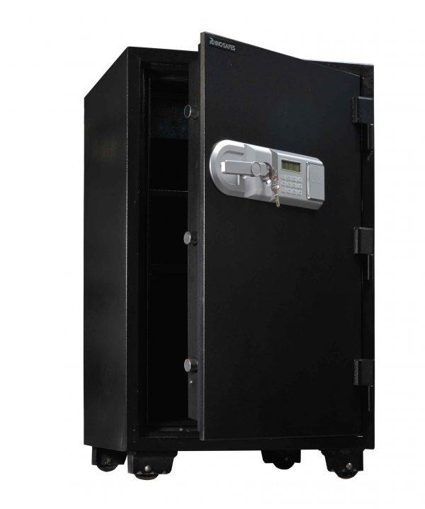 گاوصندوق راینو مدل 100E4(BK/S)