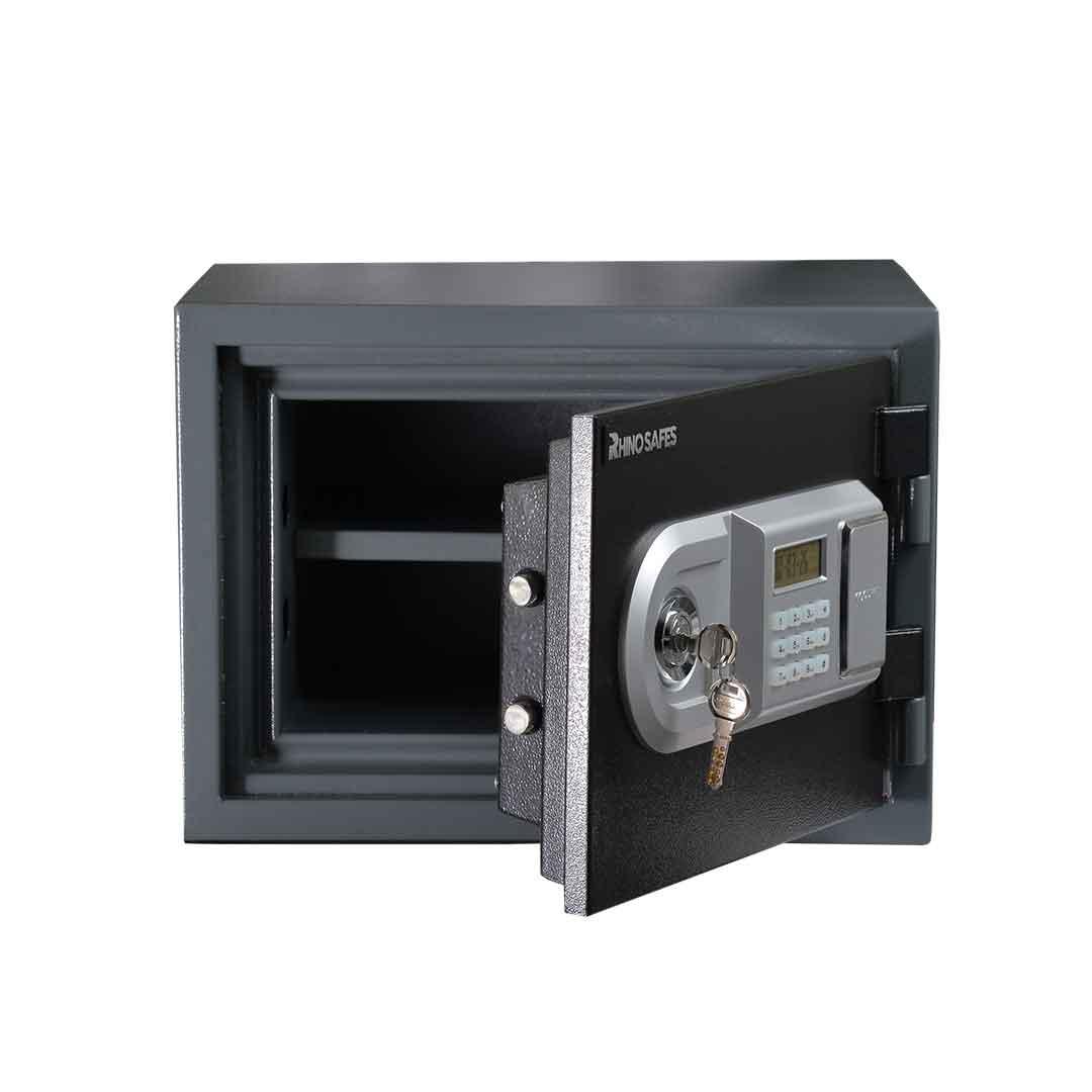 گاوصندوق راینو مدل ۳۲E مشکی